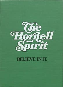 1977 Hornell Yearbook Front Cover