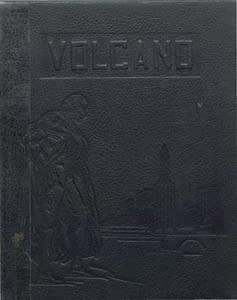1932 Hornell Yearbook Front Cover