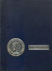 1969 Yearbook Front Cover
