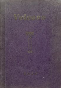 1922 Hornellsville Yearbook Cover
