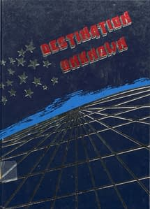 1986 Hornell Yearbook Front Cover
