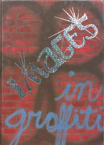 1988 Hornell Yearbook Front Cover
