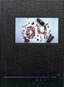 2004 Hornell Yearbook Front Cover