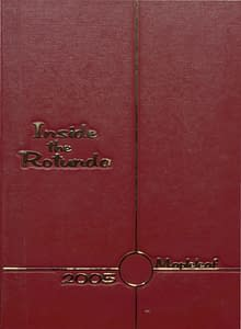 2005 Hornell Yearbook Front Cover