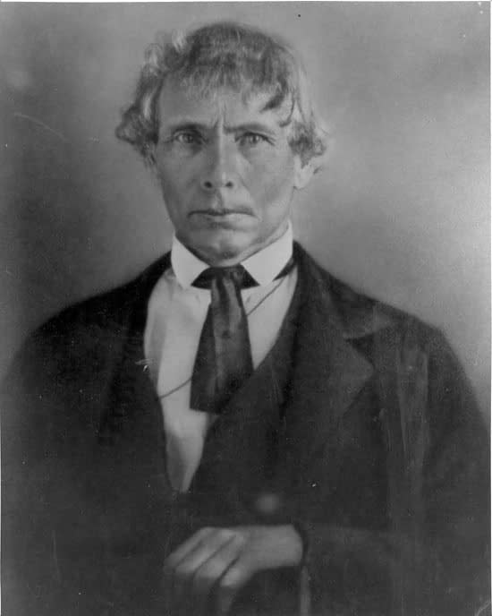 George Hornell Portrait